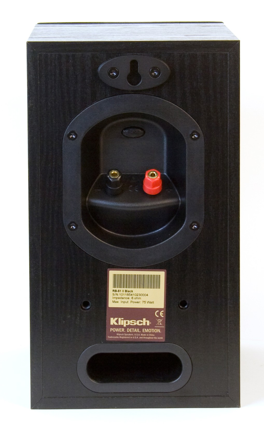 Klipsch Reference Rb 61 Ii Front Images Frompo
